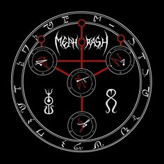 • Nox Ithil Creations • Vector Commission by Swedish Black Metal Band Mephorash.