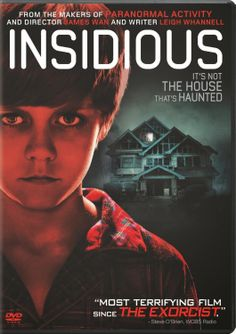 """""""Insidious"""" (2010) and """"Insidious: Chapter 2"""" (2013) directed by James Wan, starring Patrick Wilson, Rose Byrne, Barbara Hershey, Ty Simpkins, Lin Shaye, Steve Coulter, Angus Sampson and Leigh Whannell are parts 1 & 2 of a supernatural horror movie that is sure to give you thrills and scares."""
