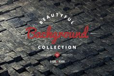 Beautiful Background Collection by LStore on Creative Market