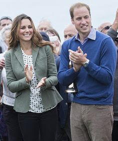 The  Duke and Duchess of Cambridge start marathon as their final engagement as residents of Anglesey. The Cambridge family will move to London this month.