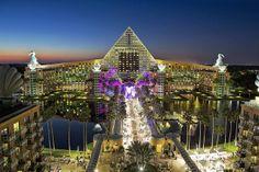 Walt Disney World  Dolphin—Walt Disney World Dolphin by Sheraton Hotels and Resorts, via Flickr