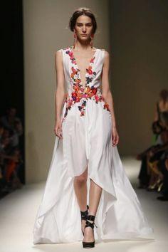 Alberta Ferretti Spring Summer Ready To Wear 2014 Milan