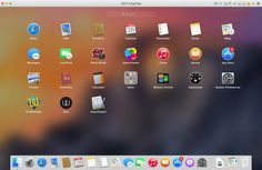 New to a Mac? How to Launch Applications