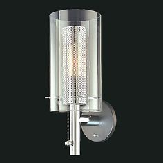 Zylinder Wall Sconce by Sonneman Lighting at Lumens.com