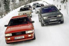 Audi, BMW, Mercedes, VW und Subaru