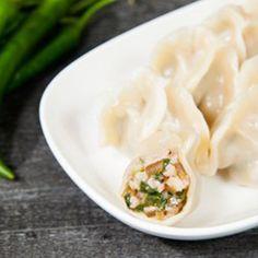 【 琦媽水餃達人】剝皮辣椒水餃25粒 Frozen Dumplings, Soup, Ethnic Recipes, Soups
