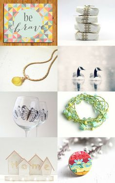Fabulous Brave Friday! by Lelaine on Etsy--Pinned with TreasuryPin.com
