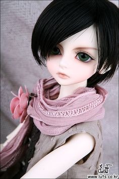 YOUNG ARASHI - Welcome to LUTS - Ball Jointed Dolls (BJD) company