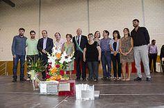 Josep Garriga, nomenat Calafellenc de l'Any 2014l Los Califas Pavello Segur 5/10/2014