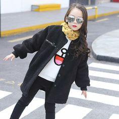 33.36$  Buy here - https://alitems.com/g/1e8d114494b01f4c715516525dc3e8/?i=5&ulp=https%3A%2F%2Fwww.aliexpress.com%2Fitem%2FGarment-Autumn-Winter-New-Pattern-Children-s-Garment-Girl-Long-Lead-Lamb-Overcoat-Three-dimensional-Embroidery%2F32784009531.html - Garment Autumn Winter New Pattern Children's Garment Girl Long Lead Lamb Overcoat Three-dimensional Embroidery Coats 2 Colour 33.36$