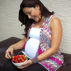 What to eat while pregnant.  Pin now, read later when I start having kids :)
