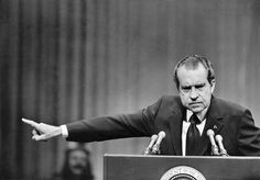 In Trump's Firing of James Comey, Echoes of Watergate