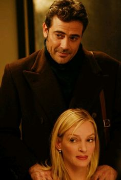 """""""The Accidental Husband"""", (2008) with Jeffrey Dean Morgan as 'Patrick' and Uma Thurman as 'Emily'"""