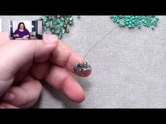 Beadweaving Basics: Cubic Right-Angle Weave (CRAW) - YouTube