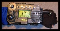 Prop Pipboy 3000 by on DeviantArt Rush Series, Fox Series, God Of War Series, Fallout Props, Bioshock Series, Playstation Move, Pip Boy, Spyro The Dragon, Kid Icarus