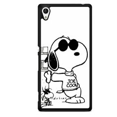 Snoopy Joe Cool TATUM-9766 Sony Phonecase Cover For Xperia Z1, Xperia Z2, Xperia Z3, Xperia Z4, Xperia Z5