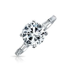 Checkout Solitary Love Ring at BlingJewelry.com