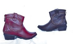 Groupon - Electric Karma Country Back-Zip Ankle Boots in [missing {{location}} value]. Groupon deal price: $14.93