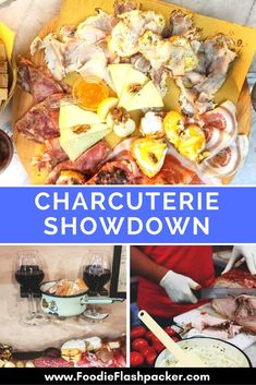 Charcuterie Showdown Pisa/Florence, Italy- Foodie Flashpacker: