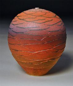 """So many great ceramic pieces to choose from by the talented Nicholas Bernard. Great texture, form and colors that are not overtly """"commercial"""" but bright and bold."""
