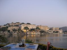 City Palace, Udaipur by RT-K, via Flickr