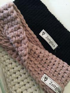 Crochet headband- Stirnband häkeln Crochet headband for beginners – is your headbands as cool as me? Crochet Poncho, Crochet Yarn, Easy Crochet, Crochet Hooks, Baby Knitting Patterns, Crochet Patterns, Baby Patterns, Headband Pattern, Diy Headband