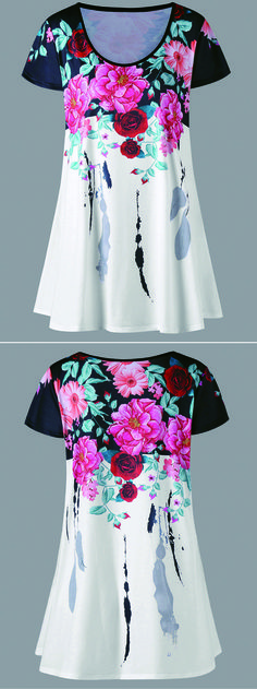 Hottest Summer Plus Size Fashion at Sammydress.com! CODE: SD2017 SAVE YOUR MONEY!