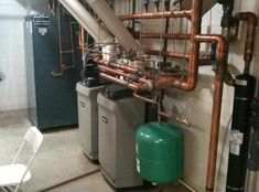Gas Supply, Water Supply, Water Barrel, Gas Boiler, Electrical Connection, Heat Exchanger, Central Heating, Heat Pump, Heating Systems
