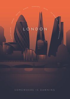 Showcase and discover creative work on the world's leading online platform for creative industries. Building Illustration, City Illustration, Graphic Design Typography, Graphic Art, Cities, Design Poster, Exhibition Poster, Branding, Graphic Design Inspiration