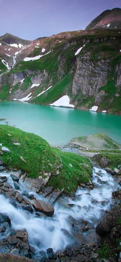 Hohe Tauern National Park in the Austrian Alps • photo: Matthias Haltenhof on deviantart