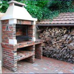 Free Ebooks, Dimensions, Gazebo, Bbq, Outdoor Structures, Deco, Gardens, Brick Bbq, Apartments