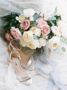 Featured Photographer: Meiwen Wang; wedding shoes ideas