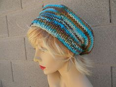 Free Knitting Pattern Beret Straight Needles : 1000+ images about Knitting & crochet on Pinterest Drops design, Knits ...