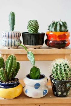 Cute little pots.