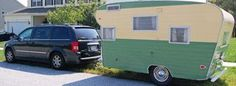 How to Search For (and find) a Vintage Travel Trailer or Camper