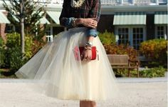 Skirt&clutch