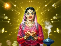 Pranāma [gif] * #golden_light, incense, beauty