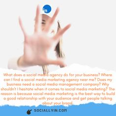 Social Media Agency - The Best Marketing & Advertising Solutions Social Media Marketing Agency, Influencer Marketing, Marketing And Advertising, Things To Come, Good Things, Build Your Brand, Management Company, People Talk, Best Relationship