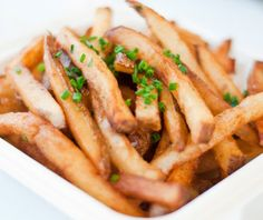 Best French Fries in the U.S.: Violetta, Portland, Oregon