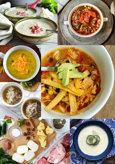 Sometimes I feel like diets –any diet – can be so…strict. Which translates to bland and boring in my experience. That's one of the perks of the21 Day Fix– you can customize basically anything to fulfill those cravings and still stay on track! Most of these21 Day Fix soup recipes can be modified to fit...Read More »