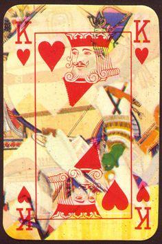 """K♥ """"Hathor"""" deck"""