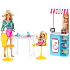 Barbie® Dolls and Playset   Kohls Barbie Club, Barbie Doll Set, Barbie Sets, Mattel Barbie, Barbies Dolls, Chelsea Doll, Club Chelsea, Barbie Playsets, Barbie Doll Accessories