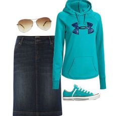 This is my casual everyday outfit!!