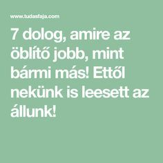 Ettől nekünk is leesett az állunk! Cleaning Hacks, Household, Home And Garden, Tips, Quotes, Home Decor, Quotations, Decoration Home, Advice
