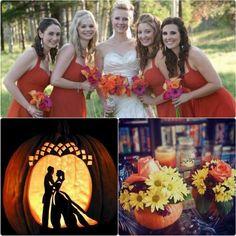 #rockmyautumnwedding @Rock My Wedding  bridesmaid dresses ideas for fall pumpkin weddings
