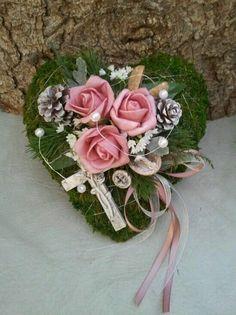 Crochet Beard, Funeral Flowers, Ikebana, Vence, Floral Wreath, Wreaths, Creative, Garden, Projects