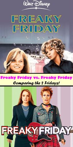 How does Disney's new Freaky Friday starring Lindsey Lohan compare to the Original Freaky Friday (1976) starring Jodi Foster.