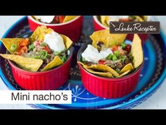 Video: mini nacho