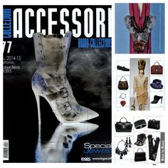 ‪#‎Ledemotiondesign‬ on Collezioni ‪#‎Accessori‬ magazine! http://bit.ly/collezioniAcessoriLED ‪#‎handbags‬ ‪#‎press‬ ‪#‎bags‬ ‪#‎LED‬