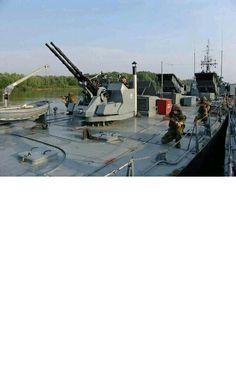 Boat Tank Smardan (back)
